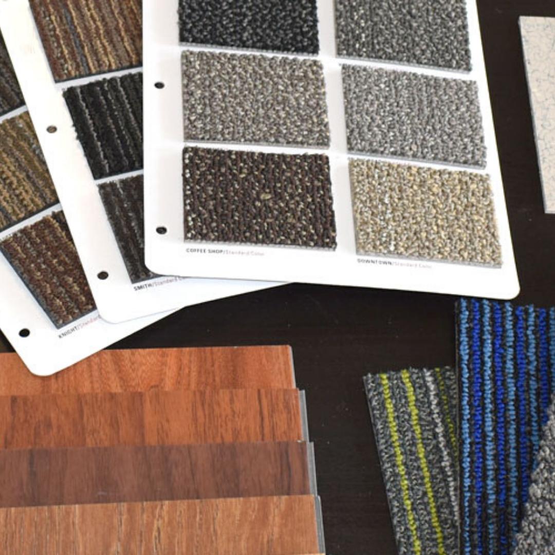 ESD Flooring Samples