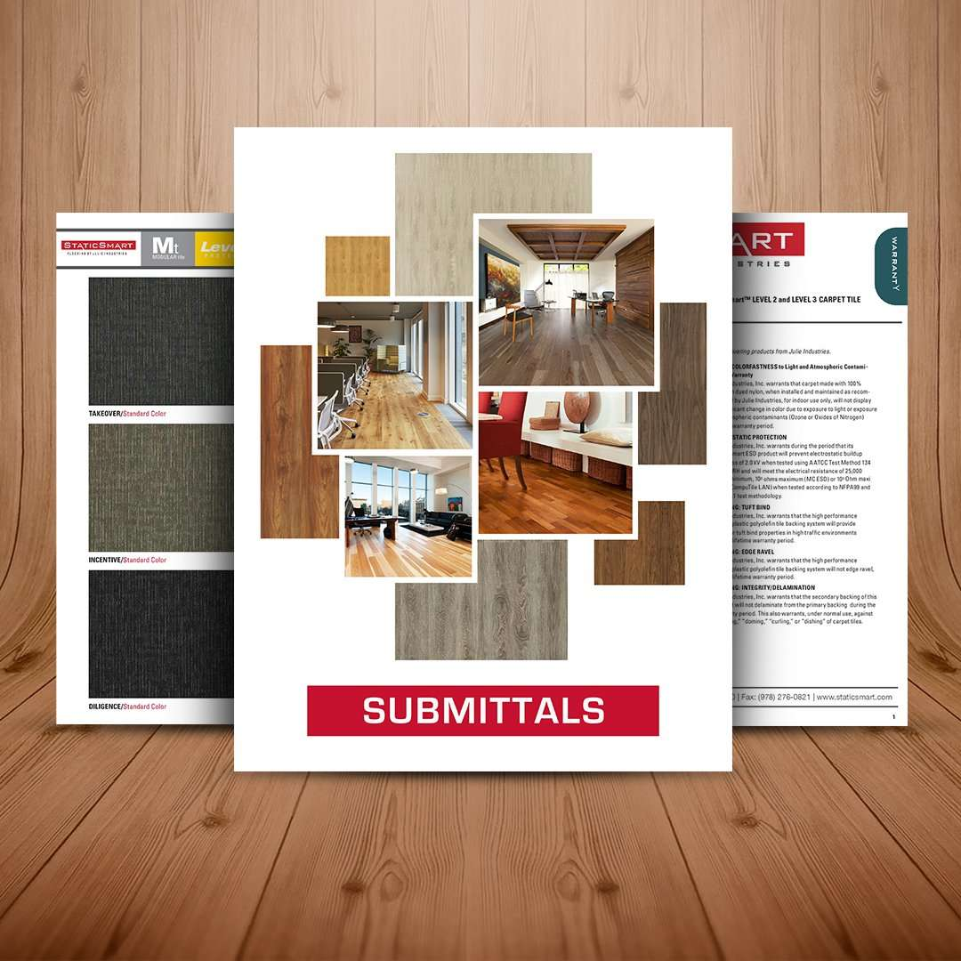Flooring Submittals
