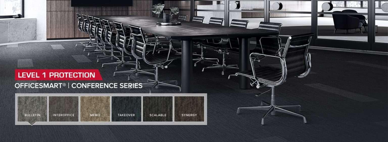 Carpet Tile OfficeSmart Conference Series